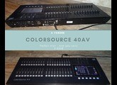 ETC ColorSource 40 AV