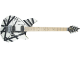 EVH Wolfgang Special Striped Black and White