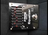 Fame EQ-10 BL Equalizer Black Edition