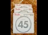 Fender 7250 Nickel-Plated Steel Roundwound Bass Strings