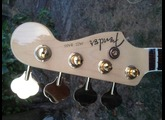 Fender American Deluxe Jazz Bass QMT