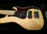 Fender American Deluxe Precision Bass V [2002-2003]