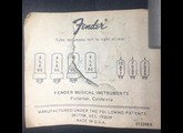 Fender Bassman 100 (Silverface)