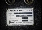 Fender Bassman 2x15 (SIlverface)