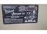 "Fender Blues Junior III ""Creamy Wine"""
