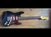 Fender Custom Shop '62 Relic Stratocaster Brazilian Rosewood
