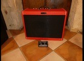 Fender Hot Rod Deluxe III - Red October & Eminence Red Coat Wizard Limited Edition