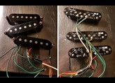 Fender Mod Shop Samarium Cobalt Noiseless Stratocaster Pickups
