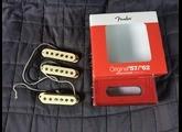 Fender Original '57/ '62  Stratocaster Pickup Set