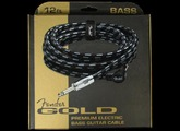 Fender Premium Gold Bass Cable