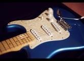 Gibson Anniversary Flood Les Paul Studio - Blue Swirl (18118)