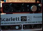 Focusrite Scarlett 2i2