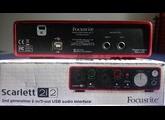 Focusrite Scarlett 2i2 (42058)