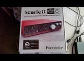 Focusrite Scarlett2 6i6