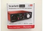 Focusrite Scarlett2 Solo