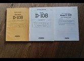Fostex D108 (90624)