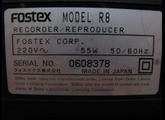 Fostex R8