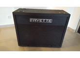 Fryette Amplification Deliverance 2x12