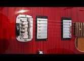 G&L Tribute ASAT Deluxe Carved Top