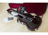 Gibson Angus Young SG Standard - Angus Cherry VOS