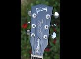 "Gibson Chad Kroeger ""Blackwater"" Les Paul"