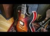 Gibson ES-137 Custom Gold Hardware - Tri Burst (40738)