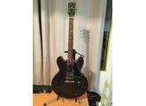 Gibson ES-335 Dot Black Satin
