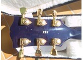 Gibson [Guitar of the Month - July 2008] Longhorn Double Cut - Trans Blue