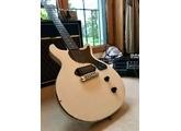 Gibson [Guitar of the Week #41] Nashville Les Paul Jr. Double Cutaway - White Satin (19296)