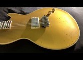 Gibson Le Paul Joe Perry Signature GoldTop
