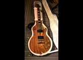 Gibson Les Paul Classic Antique Zebrawood