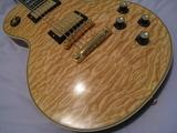 Gibson les paul custom figured top