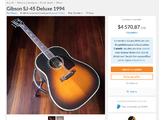 Gibson Les paul custom historic 68 black beauty
