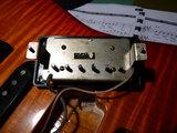 Gibson Les Paul Standard Quilt Top