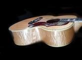 Gibson Montana Gold Flame Maple