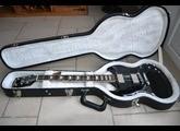 Gibson SG '61 Reissue Satin - Satin Ebony