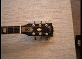 Gibson SG Standard Black & Mirror Limited Edition
