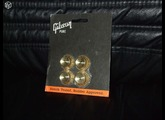 Gibson Top Hat Knobs w/ Metal Inserts