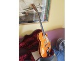 Gretsch G6121-1955 Chet Atkins Solid Body w/ Leather Trim - Tangerine