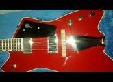 Gretsch G6199B Billy-Bo Jupiter Thunderbird Bass