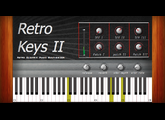 Greynote Music Retro Keys