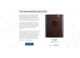 Hammond Solovox Model L