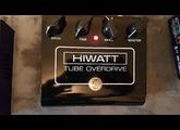 Hiwatt Tube Overdrive