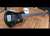 Hofner Guitars Shorty Bass Guitar CT