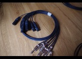 Hosa CPP805 Octo Jack / Jack Mono 5m