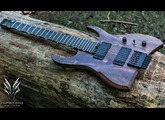 Hufschmid Guitars H-7 Headless