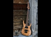 Hufschmid Guitars H7 Quilted Western Maple