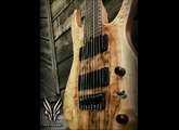 Hufschmid Guitars H8 Salvaged Old Growth Western Maple Top