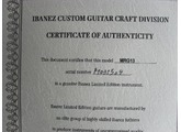 Ibanez JCRG ARCH-1