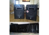 Ibiza Sound AMP-800